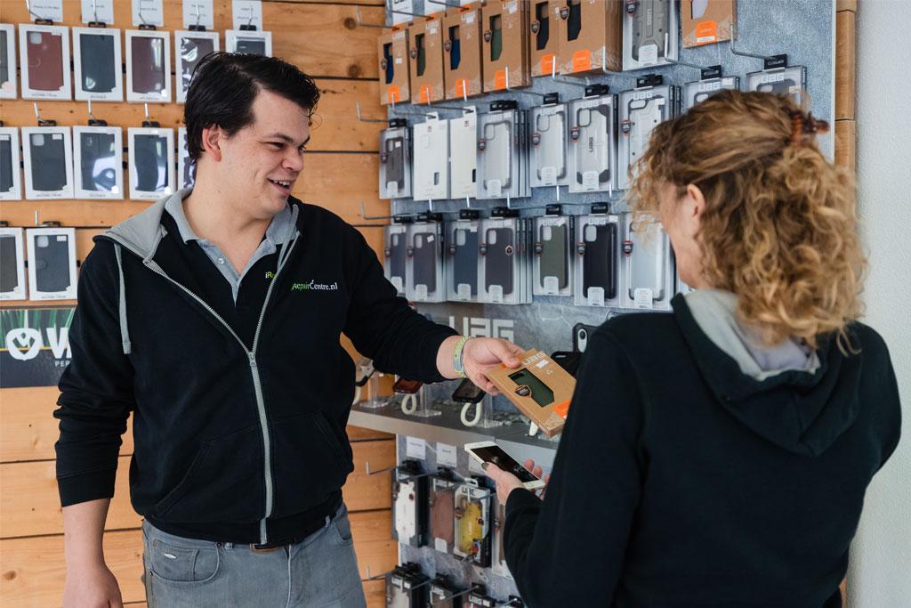 Kies voor duurzaam Shop refurbished!