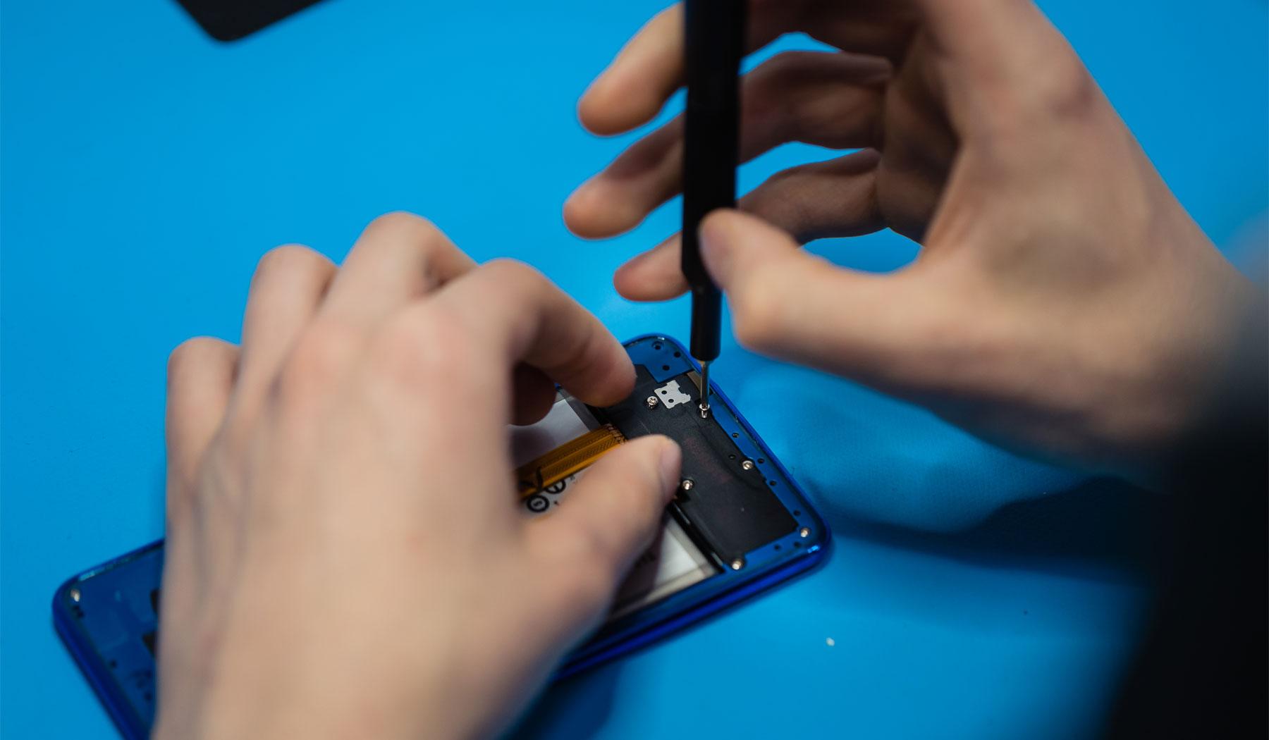 Smartphone reparatie Almere