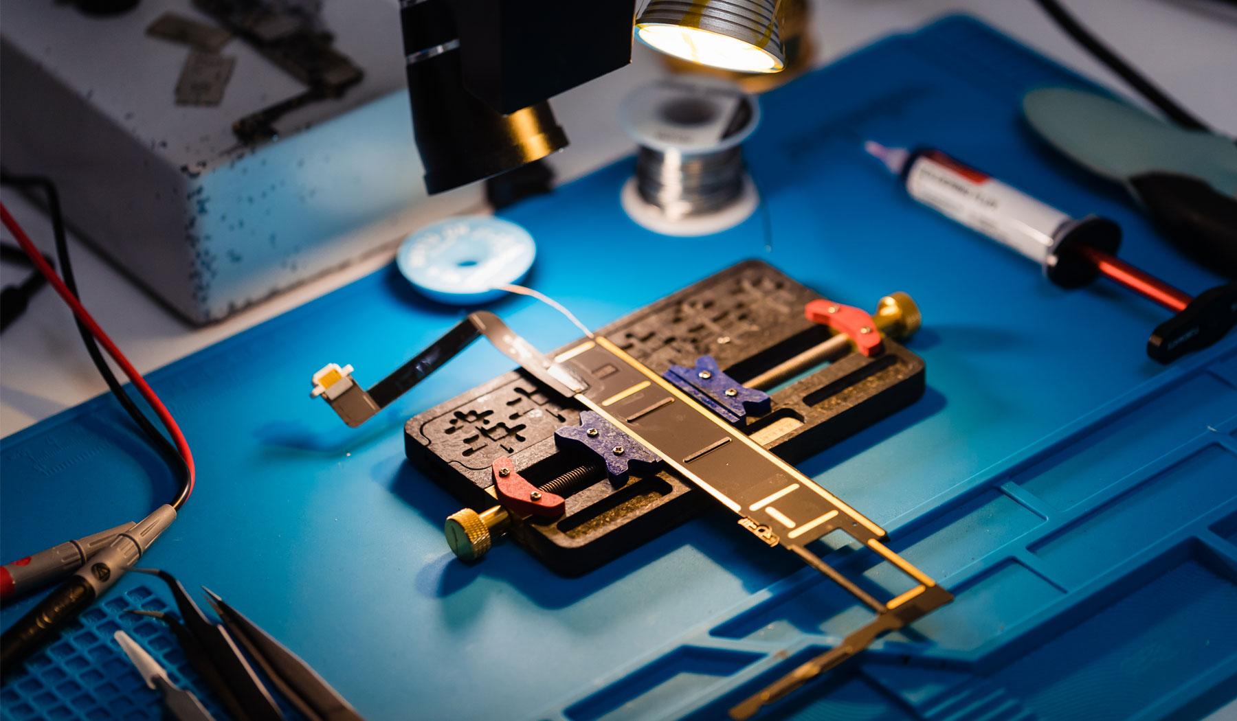 Tablet reparatie Almere
