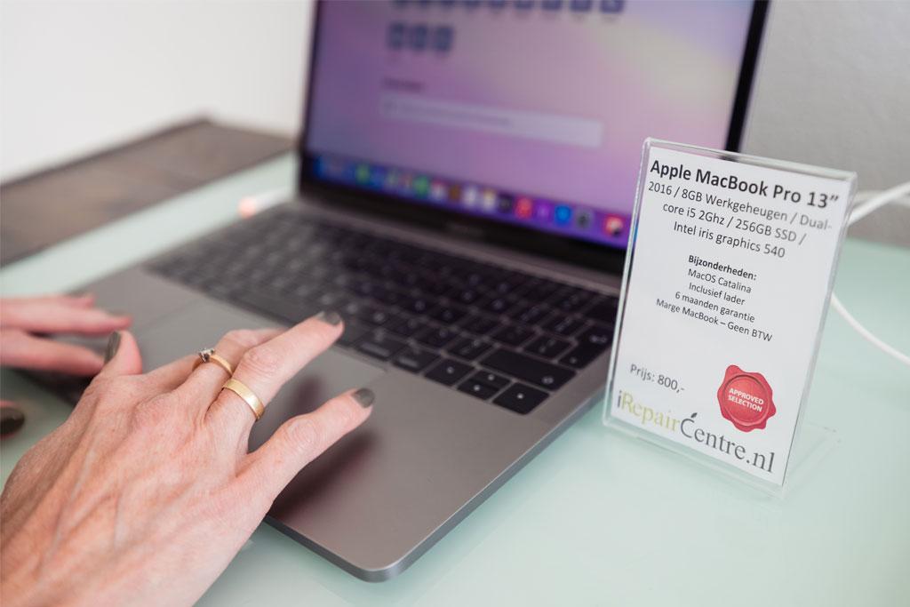 MacBook reparatie Almere