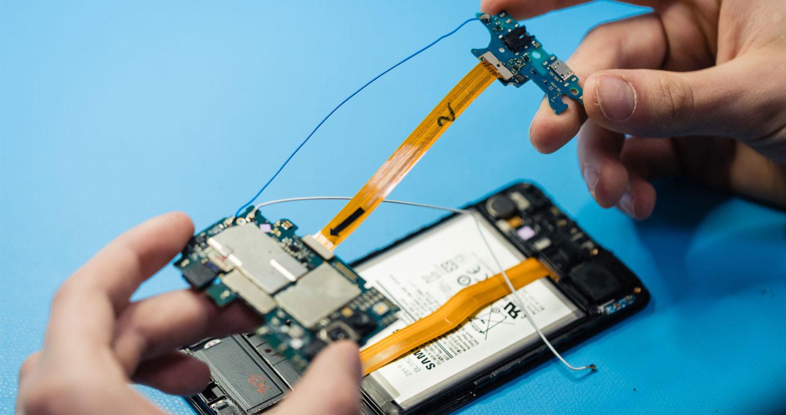 Samsung-reparatie-Ede