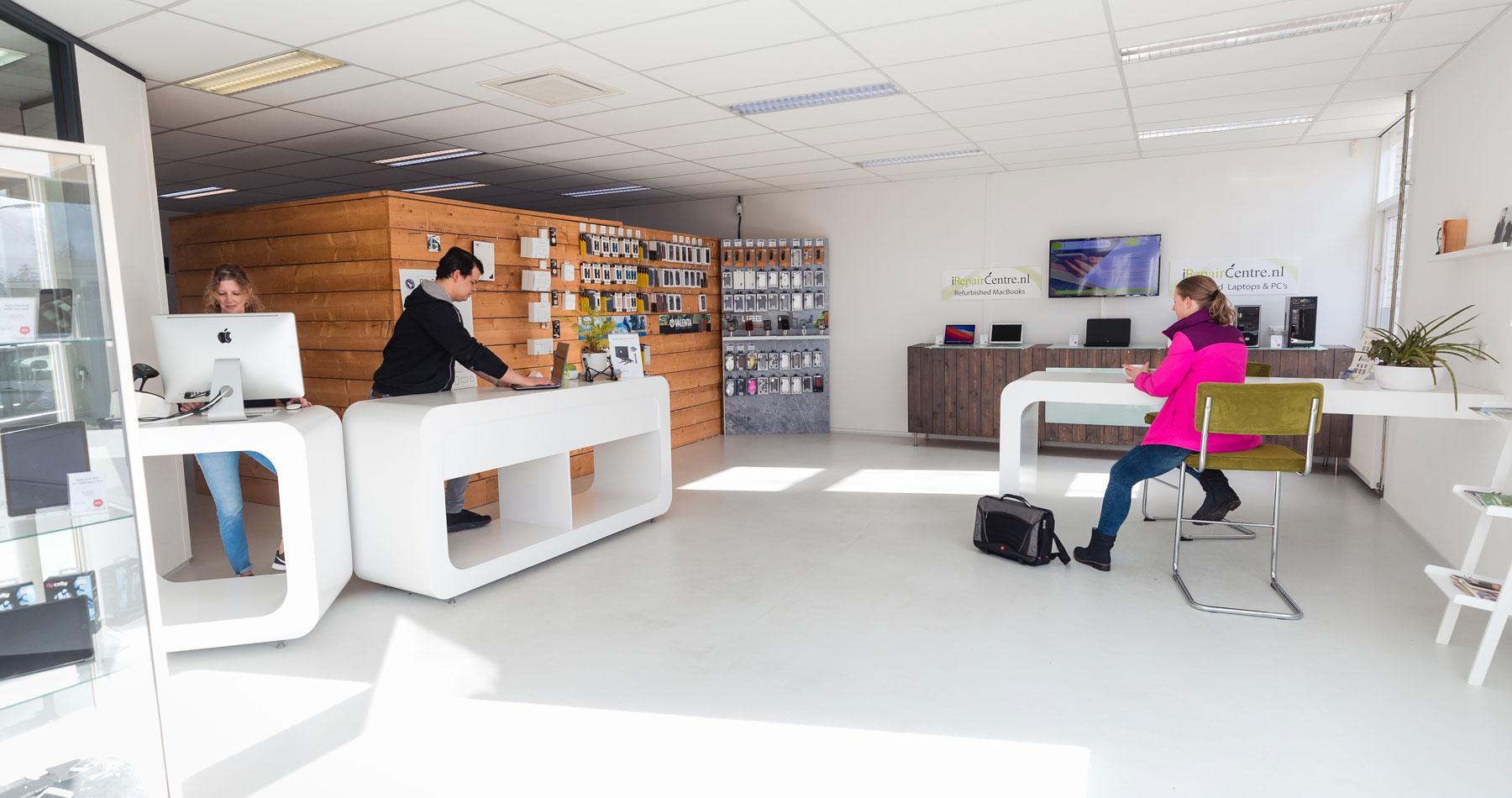 Telefoonwinkel in Zeewolde