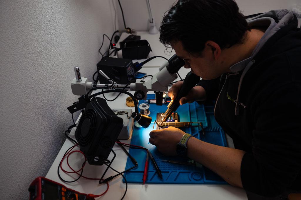 iPhone reparatie in Lelystad