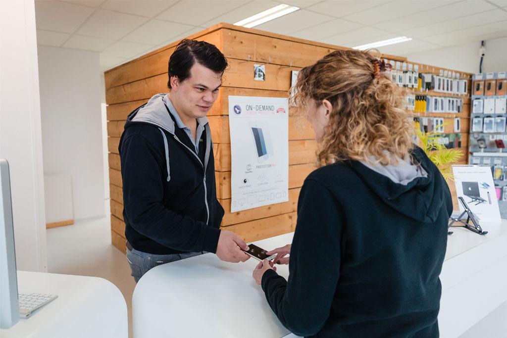 iPhone reparatie in Zwolle